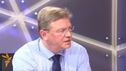 EU Commissioner Stefan Fuele On Normalizing Relations With Belarus