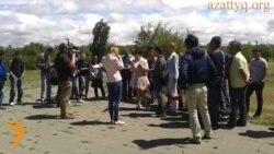 Митинг пайщиков в Астане