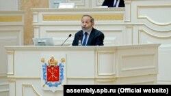 Депутат Борис Вишневский (архивное фото)