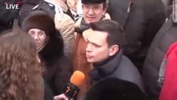 """Политик Илья Яшин - о своих ожиданиях от приговора по """"Болотному делу"""""""