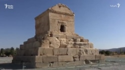 A Fence Is Being Erected Around The Tomb Of Cyrus The Great -UGC