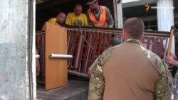 Швейцарці привезли українським військовим допомогу на понад сотню тисяч доларів