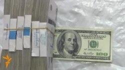 "OZOD-VIDEO: Савдогарлар долларнинг ""нағма""ларига тушунолмай ҳалак"