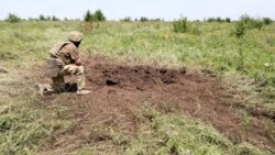 Ukraine Reports Daily Shelling In The Donbas
