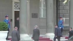 Bosanski lideri na sastanku u Predsedništvu Srbije