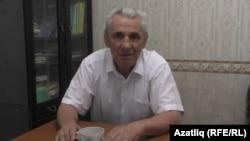 Filologiya ilimleri doktorı Ayder Memetov