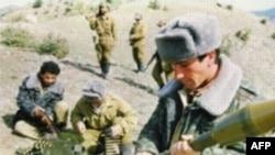Azərbaycan döyüşçüləri, 1992