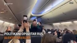 Policia ruse ndalon Navalnyn