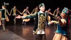 Татар дәүләт җыр һәм бию ансамбле яңа програмын тәкъдим итте