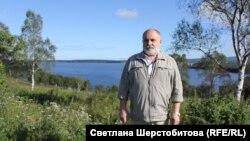 Виктор Анчевский, краевед, член Русского географического общества