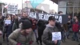 Thousands Join Rallies Against 'Parasite Tax' In Belarus