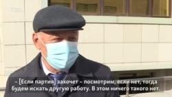 Депутаты о предстоящих выборах: «Где партия, там и мы!»