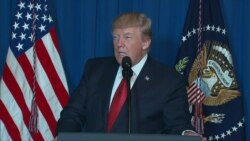 Трамп об ударе США по Сирии