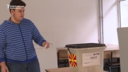 Macedonians Vote On Country's Name Change