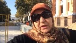 """В Махачкале провели пикет в поддержку журналиста """"Черновика"""" Гаджиева"""