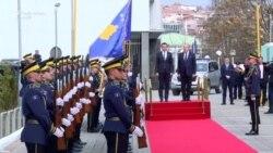 Me ceremoni shtetërore, Kurti merr detyrën e kryeministrit