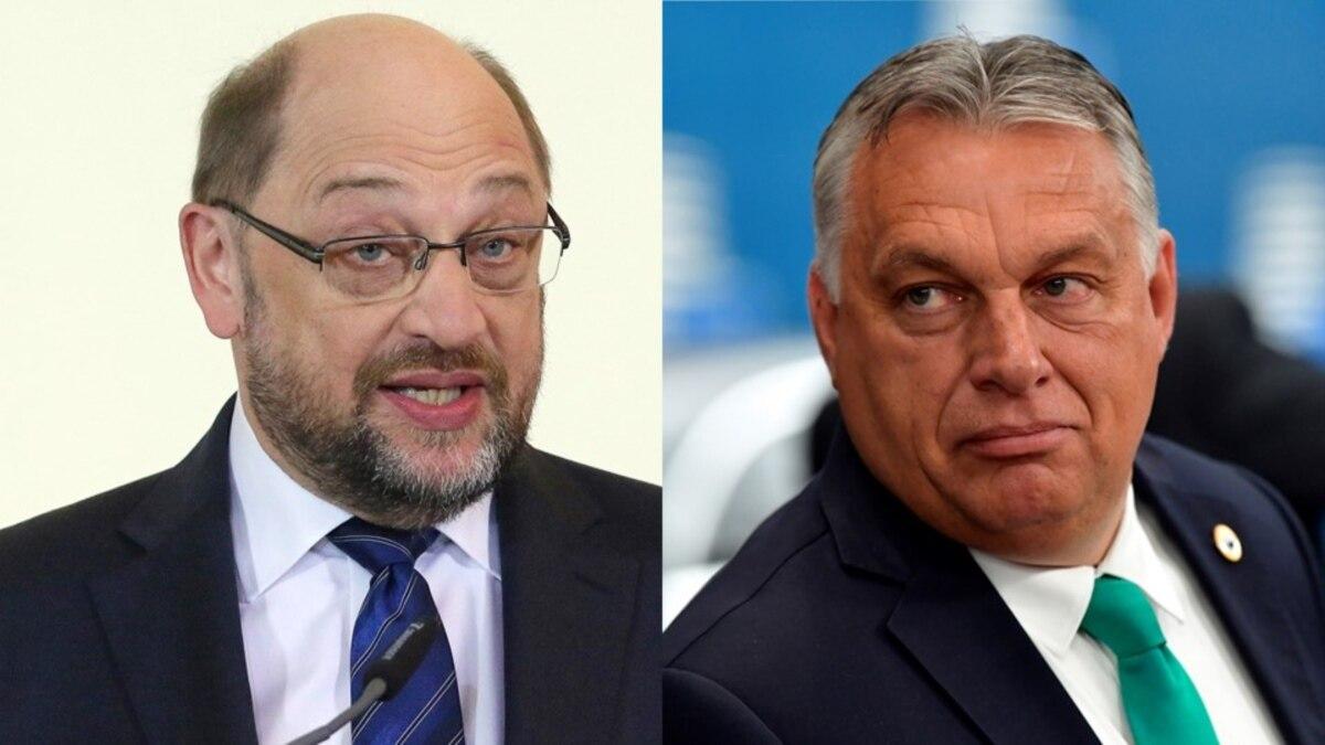 """Orbán Viktor: """"A magyar sajtó szabadabb és sokszínűbb, mint a német"""""""