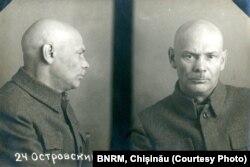 M. Ostrovski în Gulag