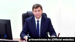 Ерлан Киясов, главный государственный санитарный врач Казахстана