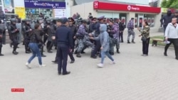 Прошедшие митинги глазами МВД и экспертов