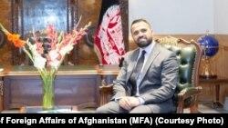 میرویس ناب، معین سیاسی وزارت خارجه افغانستان