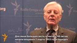 60 лет Радио Свобода. Обращение президента радиостанции