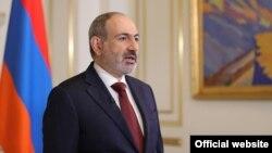 Министър-председателят на Армения Никол Пашинян