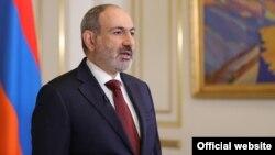 Nikol Pashinian is stepping down.