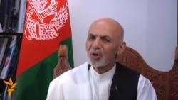 Interview: Afghan Presidential Candidate Ashraf Ghani