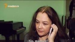Cu gândul la mama din Ucraina