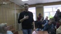 Navalnîi rămâne netemător după ce a fost arestat la protestul de la Moscova