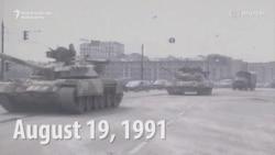 Cinci zile care au ucis Uniunea Sovietică