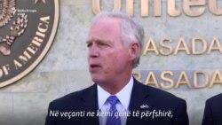 Senatorët amerikanë rikonfirmojnë mbështetjen e SHBA-së për dialogun