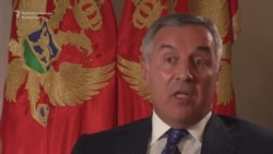 Montenegrin PM Djukanovic: NATO Offer Need Not Harm Ties With Russia