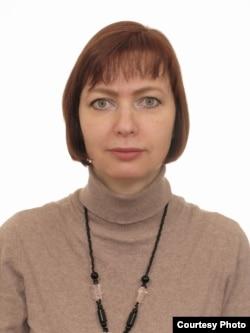 Олена Веренич