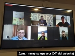The World Tatar Congress helped launch an online Tatar-language training course for Afghan Tatars on March 15.