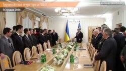 Турчинов став секретарем РНБО