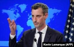 د امریکا د بهرنیو چارو وزرات ویاند نیډ پرایس