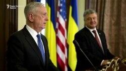 Матис: САД ја разгледуваат можноста за помош во оружје на Украина