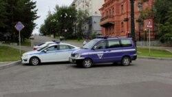 Хабаровск встречает Владимира Путина