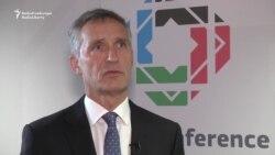Stoltenberg: Development, Security Interdependent In Afghanistan