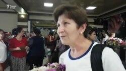 Омӯзгорони рус ба Тоҷикистон омаданд