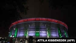 Будапешттеги Пускас Арена