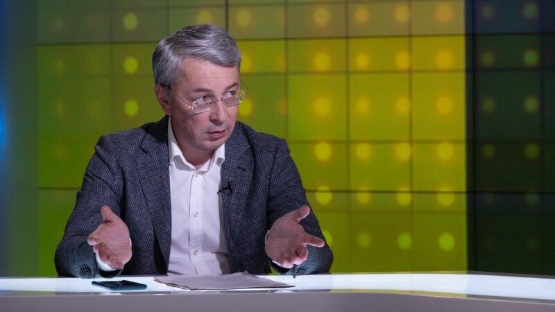 Ткаченко: якби існував закон про медіа, санкції РНБО проти «медведчуківських каналів» були б непотрібні