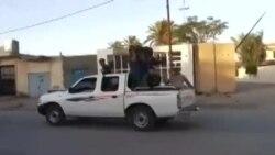 الرمادي:استعراض لمقاتلي العشائر