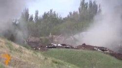 Dramatic Battle Violates Ukraine Cease-Fire