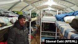 کمپ پناهجویان (لیپا) در بوسنی هرزگوین