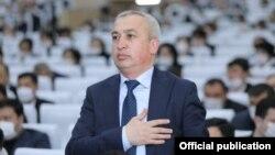 Наманган шаҳрининг янги ҳокими Ғофир Жамолов