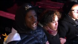 Thousands Protest At New York Chokehold Death