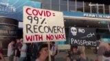 Нове довкола COVID-19 на початку тижня – відео